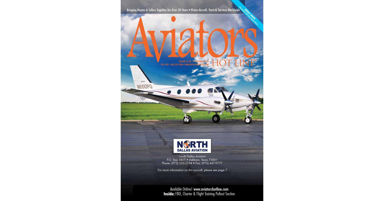 Aviators Hot Line - October 2010