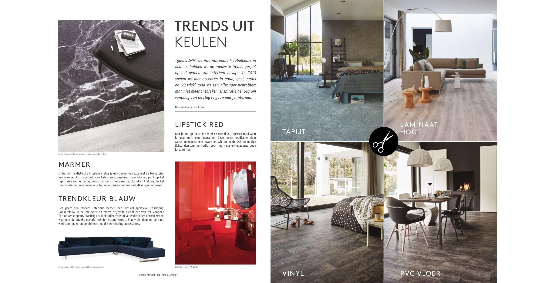 Tarkett desso trendmagazine modern minimal